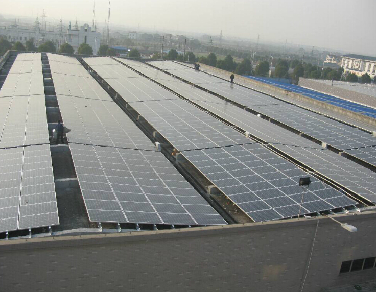 太阳能发电系统的原理